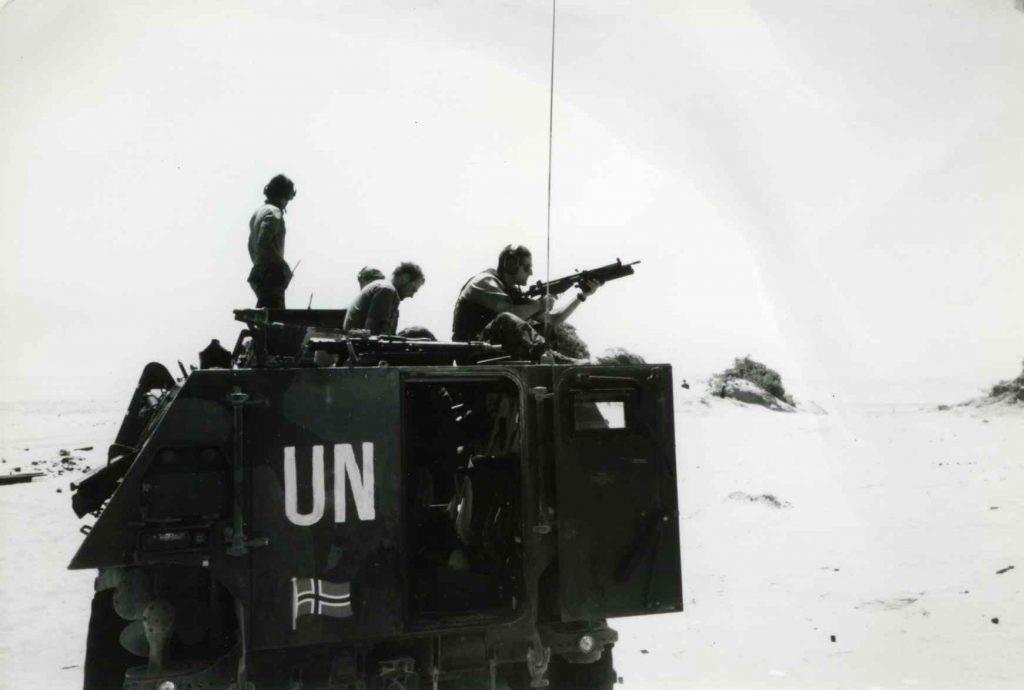 Livvakt Eskorte laget Somalia
